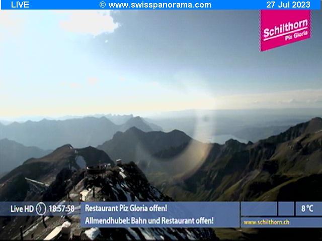 Schilthorn live cam